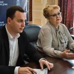 Состоялось первое заседание нового состава общественного совета партпроекта «Здоровое будущее»