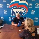 Член политсовета Партии из Павловского Посада на личном приеме рассказал о правилах тишины в Московской области