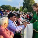 Жители села Новобокино отметили день рождения малой родины