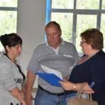 Некрасовский ДК посетили члены общественного совета