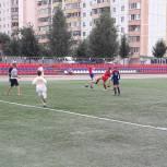 В Яковлевском гор.округе прошёл 1-й этап областного фестиваля детского дворового футбола