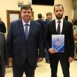 Секретарь местного отделения партии «Единая Россия» Николай Пестов провел встречу с подольскими предпринимателями