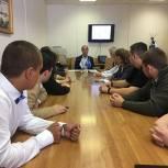 В Люберцах обсудили реализацию нацпроекта со сторонниками «Единой России»