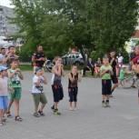 Активисты МГЕР организовали для молодежи открытую спортивную тренировку
