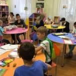 Игровой день для детей и подростков организовали партийцы и сотрудники библиотеки в Московском районе
