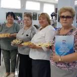 Сторонники «Единой России» из Люберец показали свои кулинарные способности