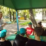 «Здоровое будущее»: В детском лагере «Дубки» провели интерактивный урок психологии