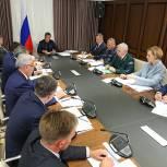 Медведев призвал обеспечить информирование населения о ситуации с лесными пожарами