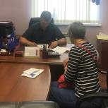 В Реутове прошел прием граждан в рамках партпроекта «Школа грамотного потребителя»