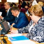 Амурские единоросы единогласно поддержали изменения в областной бюджет, направленные на помощь подтопленцам
