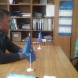 Глава администрации Пителинского района провел личный прием граждан