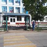 В Ершове проверили пешеходные маршруты к школам