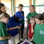 «Здоровое будущее»: в лагере «Молодежный» детям рассказали о правилах безопасного лета