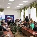 Николай Любимов поддержал предложения региональных координаторов партпроектов