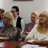 Региональные координаторы партийных проектов отчитались о работе за первое полугодие