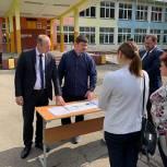 Химкинский депутат Александр Зайцев провел встречу с жителями Подрезково