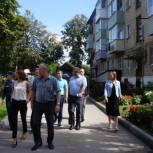 Город Скопин претендует на звание самого благоустроенного округа