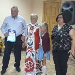 В Шиловском районе прошли сельские праздники
