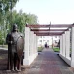 В поселке Октябрьский Михайловского района благоустроили парк