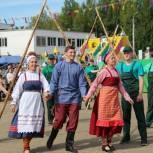Сысольский район отметил своё 90-летие межрегиональным фестивалем «Кöйдыс»