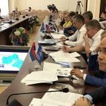 В Люберцах состоялось расширенное заседание депутатского объединения «Единая Россия»