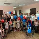Серпуховское местное отделение партии «Единая Россия» подвело итоги акции «Собери ребенка в школу»