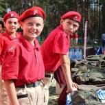 Сергей Дейнего встретился с юными патриотами