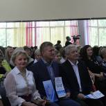 Люберецкие партийцы обсудили проблемы излишней нагрузки с учителями