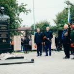 В Тюмени появился памятник Дмитрию Карбышеву