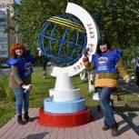 Партийцы приводят в порядок Усинск к 35-летию города