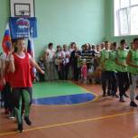 В новом учебном году учащиеся сельских школ будут заниматься в обновленных спортзалах