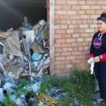 Чисто там, где не мусорят: активисты «Молодой Гвардии» объявили борьбу несанкционированным свалкам