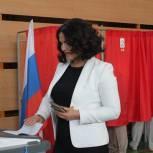 Анна Кувычко: Мы за осознанное голосование, за созидание и прогресс