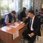 В Воскресенске стартовали выборы в местные органы самоуправления