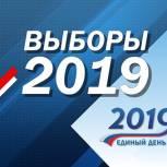В Рыбновском городском поселении проголосовало более 2 тысяч избирателей