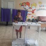 Лидер спасских единороссов проголосовала за кандидатов в городской Совет депутатов