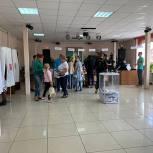 На выборах в Заборьевском сельском поселении явка составила почти 40%