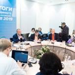 Костин: «Единая Россия» подтвердила статус главной точки консолидации «путинского большинства»