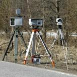 Активисты партпроекта «Безопасные дороги» проводят мониторинг передвижных камер видеофиксации на территории Коми