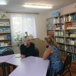 Жители Поливановки попросили депутата «Единой России» помочь с благоустройством поселка