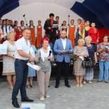 В Рязани организовали праздник в честь юбилея улицы Крупской