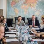 Наталья Абросимова приняла участие в заседании экспертного совета Комитета Госдумы по жилищной политике и ЖКХ