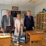 Депутаты Мособлдумы посетили Центр материнства и детства в Люберцах