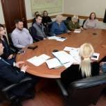 В Сосногорске обсудили реализацию «Городской среды»