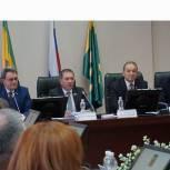 Валерий Лидин нацелил депутатов Пензенской городской Думы на слаженную и конструктивную работу в интересах избирателей
