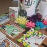 Депутаты-единороссы посетили торжественное мероприятие по случаю юбилея школы в с. Татарская Башмаковка