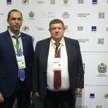 Рязанцы приняли участие в форуме «Среда для жизни: города»