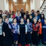 В «Единой России» вместе с пенсионерами обсудили возможности профессиональной переподготовки
