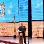 Владимир Владимиров вступил в должность губернатора Ставропольского края