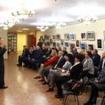 Зональное совещание партийного актива прошло в Балашове